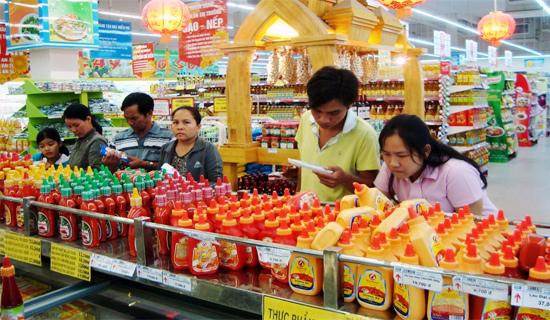 Nhưng với các DN nội, liệu rót vốn đầu tư vào siêu thị có là bánh vẽ?