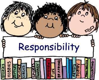 bổn phận, trách nhiệm. lịch sử