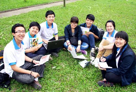 USTH, VGU, đẳng cấp quốc tế, tuyển sinh