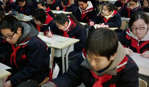 Tại sao Thượng Hải dẫn đầu bảng xếp hạng giáo dục?