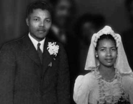 Nelson Mandela , 3 người vợ