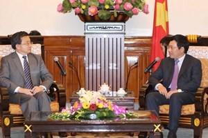 2014: Việt-Trung ký hợp tác khai thác du lịch thác Bản Giốc