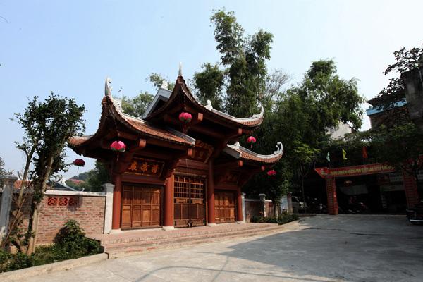 Đình, chùa, miếu, kiến trúc, Bắc Từ Liêm, Nam Từ Liêm