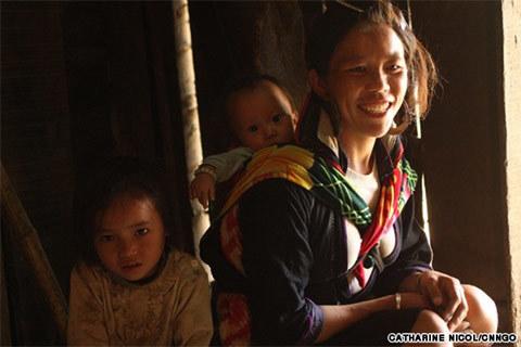Chai Pi, người H'Mông, Sapa
