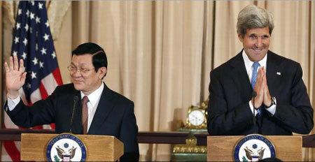 John Kerry: Hành trình trở lại Việt Nam