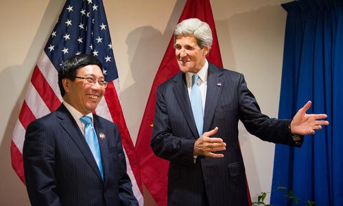 'Ngoại trưởng Mỹ đã dự kiến thăm VN sớm hơn'
