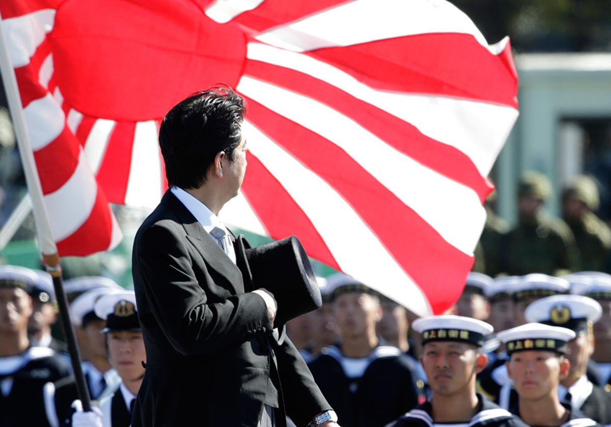ADIZ, thủ tướng Abe, Chiến lược An ninh Quốc gia Nhật Bản, Hoa Đông, Mỹ