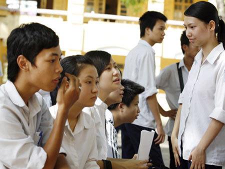 thi riêng, 3 chung, tuyển sinh, Bùi Văn Ga