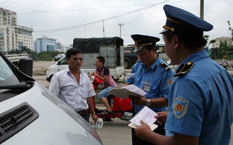 Thanh tra, Bộ GTVT, Sở GTVT, sai phạm, giám sát, xử phạt