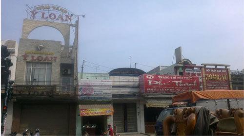 Bán tài sản, siết nhà chủ tiệm vàng lớn nhất Biên Hòa trừ nợ