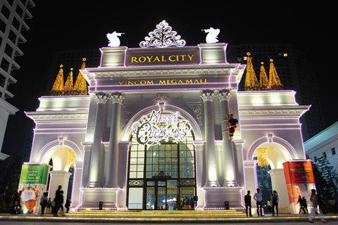 Trung Tam Thuong Mai Royal City Trung Tâm Thương Mại Royal