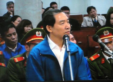 Dương Chí Dũng, thẩm vấn, tham ô, các bị cáo, xét xử, ngày thứ hai