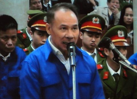 Lời khai 'vãi' tiền tỷ phiên xử vụ Dương Chí Dũng