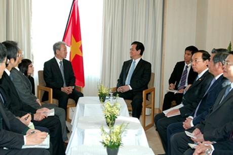 Thủ tướng: VN sẽ sử dụng ODA của Nhật hiệu quả