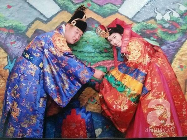 lấy chồng Hàn Quốc, cô dâu Việt