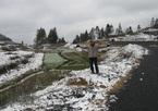 Tuyết rơi trắng vùng biên ải Mèo Vạc
