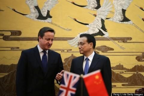David Cameron, Lý Khắc Cường, cường quốc, phù Trung, Mỹ, châu Phi, mua vũ khí