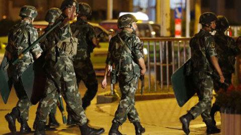 Trung Quốc, Tân Cương, bạo động, khủng bố