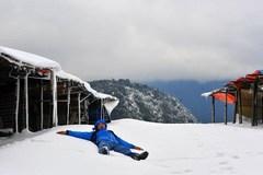 Chùm ảnh tuyệt đẹp Sa Pa ngập trắng băng tuyết