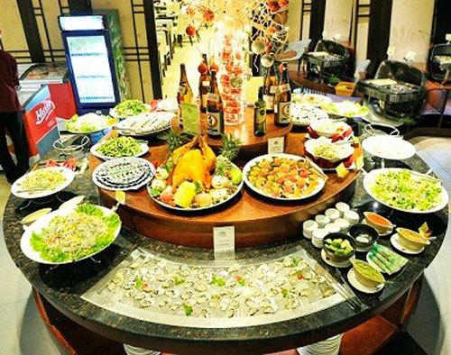 Bữa tối Giáng sinh ngàn đô của nhà giàu Hà thành