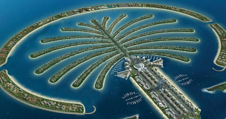 Dubai quá đỗi giàu có, vì đâu?