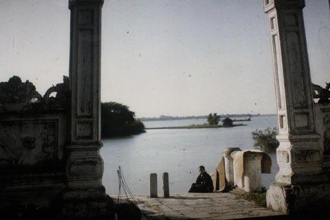 ảnh mầu, Hà Nội xưa, triển lãm ảnh,