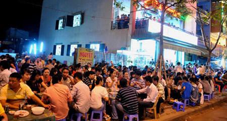 nhậu, bia-rượu, mồi, nhà-hàng, quán-nhậu, vỉa-hè, lẩu, vệ-sinh, giá-rẻ, quán, hàng-ăn