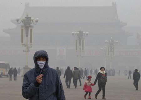 Trung Quốc, ô nhiễm môi trường, Tập Cận Bình, chuyển giao quyền lực, hội nghị Trung ương 3, Bạc Hy Lai, ADIZ, Hoa Đông, Senkaku, Điếu Ngư