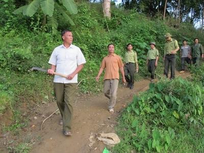 Hội thề giữ rừng thời hiện đại