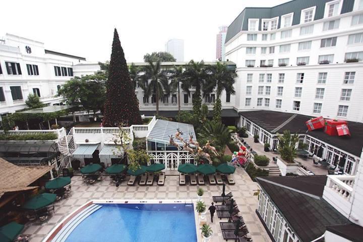 camera của khách sạn