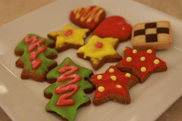 Chảy nước miếng với bánh Noel 'sang chảnh'