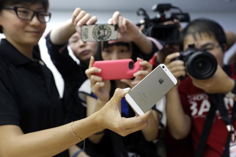 iPhone, Apple, iPhone 5S, iPhone 5C, thị trường, nhu cầu, Trung Quốc, nhà mạng, hợp đồng, China Mobile