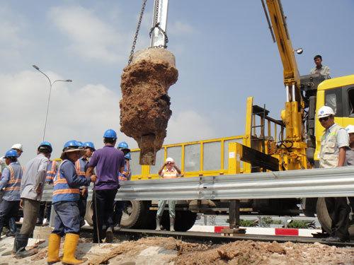 Bộ GTVT: Có sai sót tại cao tốc Long Thành - Dầu Giây