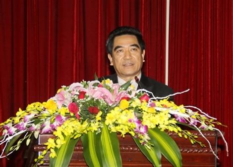 chủ tịch tỉnh, Lào Cai