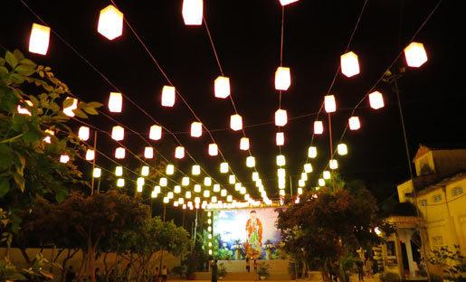 Cận cảnh, Phật hiện hình, chùa Phước Sơn, thực hư
