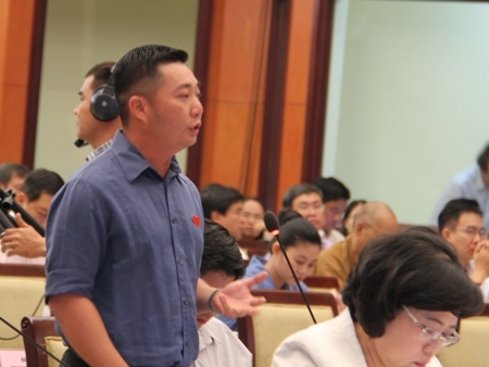 Lê Trương Hải Hiếu, TP.HCM