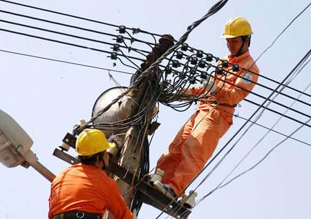 EVN, lỗ, nợ, tăng-giá-điện, thanh-tra-EVN, cắt-điện, mất-điện, giá-bán-điện-bình-quân, nhiệt-điện, thủy-điện