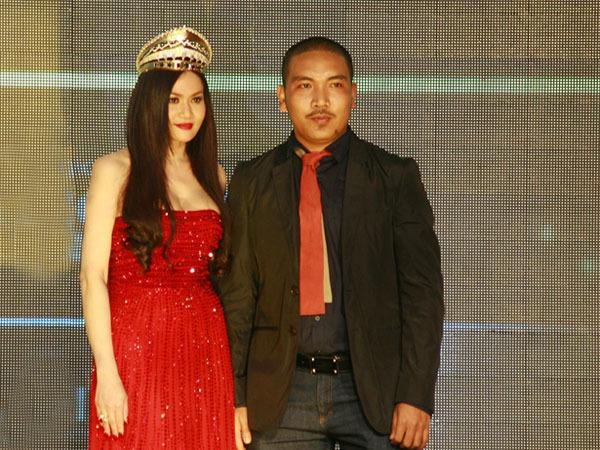 Đại gia Liễu Hà Tĩnh lấy nghệ danh Anna Nguyễn vào showbiz
