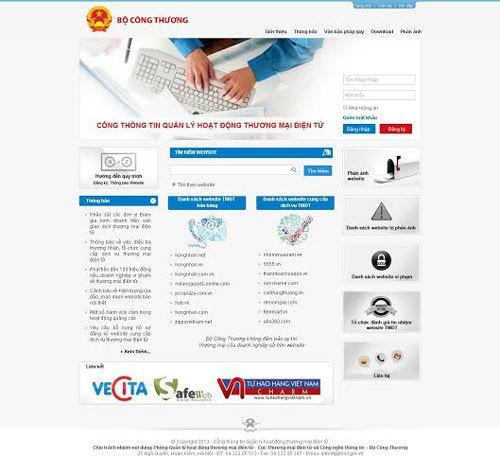 Từ 1/1/2014,  phạt nặng bán hàng online không đăng ký