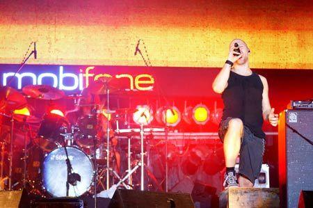 rockstorm, MobiFone, nhạc hội,
