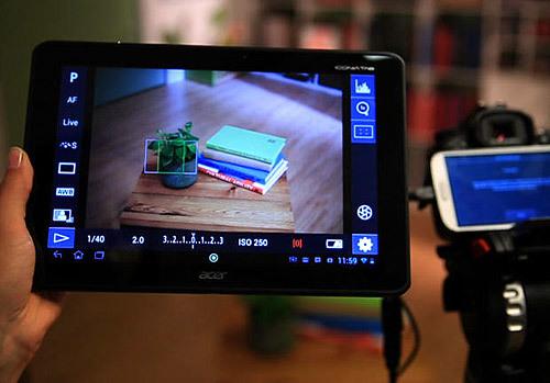 công dụng, tablet, máy ảnh, iPad, tối ưu, di động