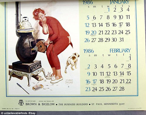 lịch, 2014, 1986