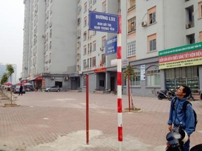Đặt tên đường 'kỳ quặc' ở Hà Nội