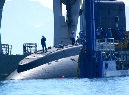 Tướng Thước: Tàu ngầm Kilo 'không phải cuộc đua vũ trang'