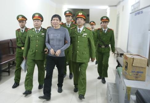 Dương Tự Trọng lĩnh 18 năm tù, khởi tố vụ lộ bí mật