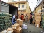 Điều tra 10 container hàng lậu, nhập từ Trung Quốc