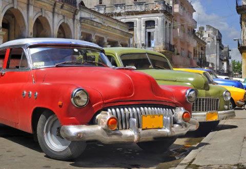 Cuba chiếm ngôi giá ôtô đắt nhất thế giới của Việt Nam