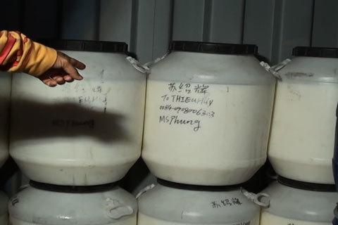 Hàng hóa, 10 container, nhập lậu, Sài Gòn