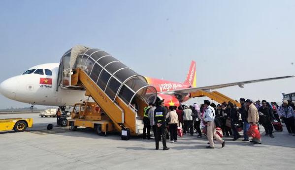 Vietnam-Airlines, VietjetAir, hàng-không, nội-địa, thị-phần, cạnh-tranh, lợi-nhuận