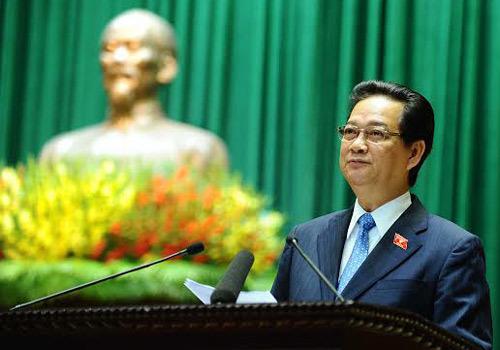 Thủ tướng, tham nhũng, chất vấn, Lê Như Tiến, Nguyễn Thị Khá, cải cách hành chính, minh bạch